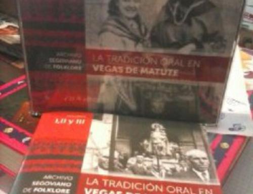 El folklore de Las Vegas de Matute (Segovia) en un triple CD