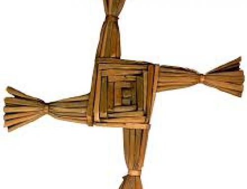 La diosa celta Brigid y la cruz de Santa Brígida