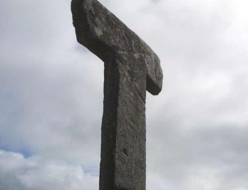 Santos y dioses de Irlanda. San Columba y el dios celta Lug