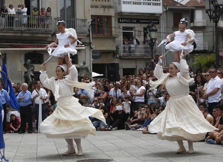 R.Grobas. Fiesta del Corpus en Redondel