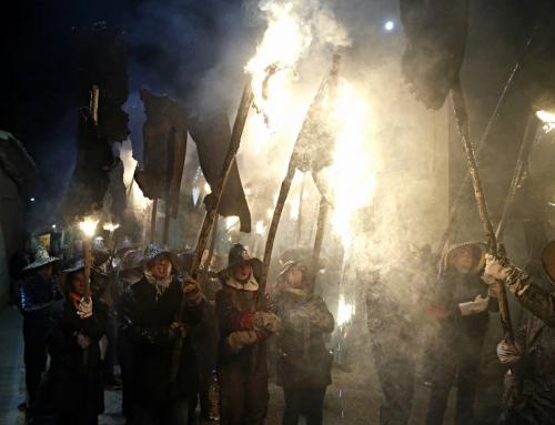 La fiesta de «El Vitor» de Mayorga. Santa Marina de Aguas Santas