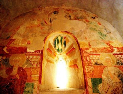 San Baudelio en la Tierra de Álvar Fáñez o en la Tierra de Aniane