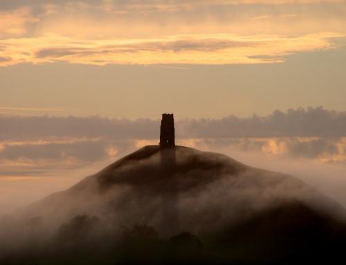 Glastonbury, donde va la gente a ver la tumba de los galos