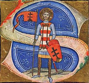 San Atilano y el Rey de los húngaros